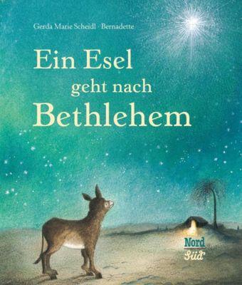 Ein Esel geht nach Bethlehem, Gerda Scheidl