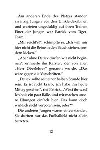 Ein Fall für dich und das Tiger-Team Band 21: Das Phantom auf dem Fussballplatz - Produktdetailbild 3