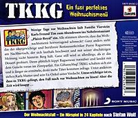 Ein Fall für TKKG - Ein fast perfektes Weihnachtsmenü, 3 Audio-CD - Produktdetailbild 1