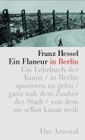 Ein Flaneur in Berlin - Franz Hessel pdf epub