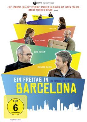Ein Freitag in Barcelona, Tomàs Aragay, Cesc Gay