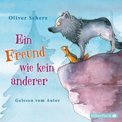 Ein Freund wie kein anderer, Oliver Scherz