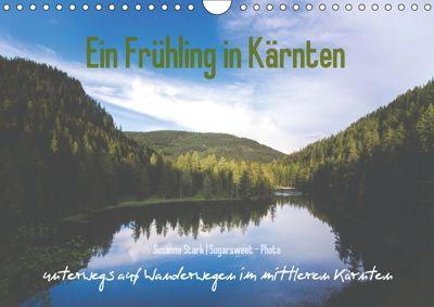 Ein Frühling in Kärnten (Wandkalender 2019 DIN A4 quer), Susanne Stark