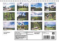 Ein Frühling in Kärnten (Wandkalender 2019 DIN A4 quer) - Produktdetailbild 13