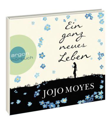 Ein ganz neues Leben, 2 MP3-CD, Jojo Moyes
