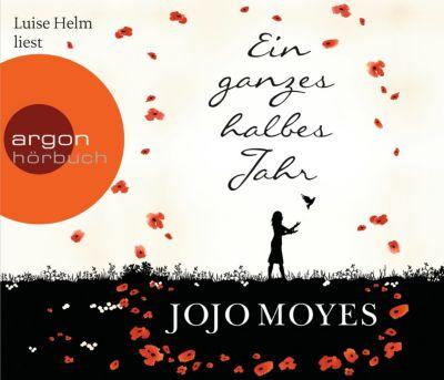 Ein ganzes halbes Jahr, 2 MP3-CDs, Jojo Moyes