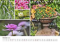 Ein Garten, der zum Verweilen einlädt (Tischkalender 2019 DIN A5 quer) - Produktdetailbild 12