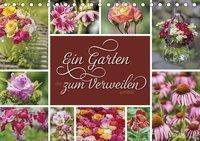 Ein Garten, der zum Verweilen einlädt (Tischkalender 2019 DIN A5 quer), Susann Kuhr