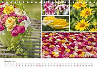 Ein Garten, der zum Verweilen einlädt (Tischkalender 2019 DIN A5 quer) - Produktdetailbild 1