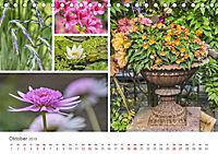 Ein Garten, der zum Verweilen einlädt (Tischkalender 2019 DIN A5 quer) - Produktdetailbild 10