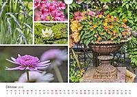 Ein Garten, der zum Verweilen einlädt (Wandkalender 2019 DIN A4 quer) - Produktdetailbild 10