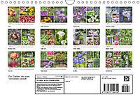 Ein Garten, der zum Verweilen einlädt (Wandkalender 2019 DIN A4 quer) - Produktdetailbild 13