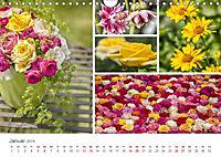 Ein Garten, der zum Verweilen einlädt (Wandkalender 2019 DIN A4 quer) - Produktdetailbild 1