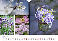 Ein Garten, der zum Verweilen einlädt (Wandkalender 2019 DIN A4 quer) - Produktdetailbild 4