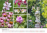 Ein Garten, der zum Verweilen einlädt (Wandkalender 2019 DIN A4 quer) - Produktdetailbild 12