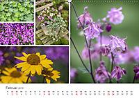 Ein Garten, der zum Verweilen einlädt (Wandkalender 2019 DIN A2 quer) - Produktdetailbild 2