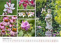Ein Garten, der zum Verweilen einlädt (Wandkalender 2019 DIN A2 quer) - Produktdetailbild 12