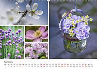 Ein Garten, der zum Verweilen einlädt (Wandkalender 2019 DIN A2 quer) - Produktdetailbild 4