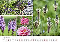 Ein Garten, der zum Verweilen einlädt (Wandkalender 2019 DIN A2 quer) - Produktdetailbild 8