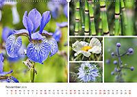 Ein Garten, der zum Verweilen einlädt (Wandkalender 2019 DIN A2 quer) - Produktdetailbild 11