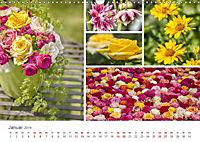 Ein Garten, der zum Verweilen einlädt (Wandkalender 2019 DIN A3 quer) - Produktdetailbild 1