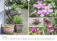 Ein Garten, der zum Verweilen einlädt (Wandkalender 2019 DIN A3 quer) - Produktdetailbild 7