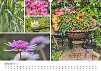 Ein Garten, der zum Verweilen einlädt (Wandkalender 2019 DIN A3 quer) - Produktdetailbild 10