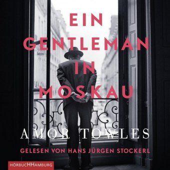 Ein Gentleman in Moskau, 9 CD - Amor Towles |