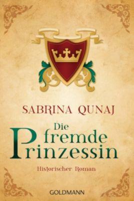 Ein Geraldines-Roman: Die fremde Prinzessin, Sabrina Qunaj