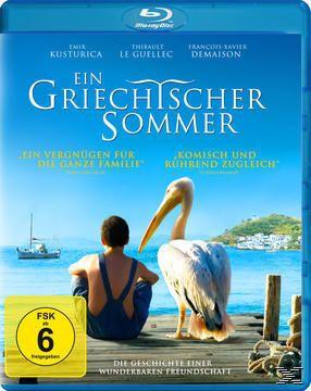 Ein griechischer Sommer, Eric Boisset, Olivier Horlait