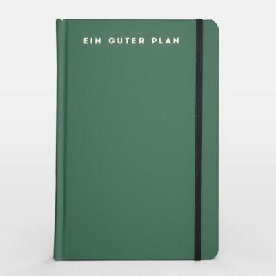 Ein guter Plan Pro Zeitlos Waldgrün