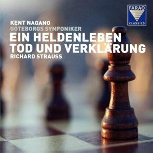 Ein Heldenleben,op.40/Tod und Verklärung,op.24, Richard Strauss