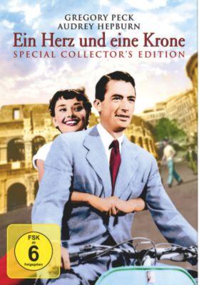 Ein Herz und eine Krone, Audrey Hepburn,Gregory Peck Eddie Albert