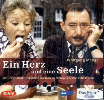 Ein Herz und eine Seele, Audio-CDs: Nr.6 Frühjahrsputz / Selbstbedienung, Audio-CD, Wolfgang Menge