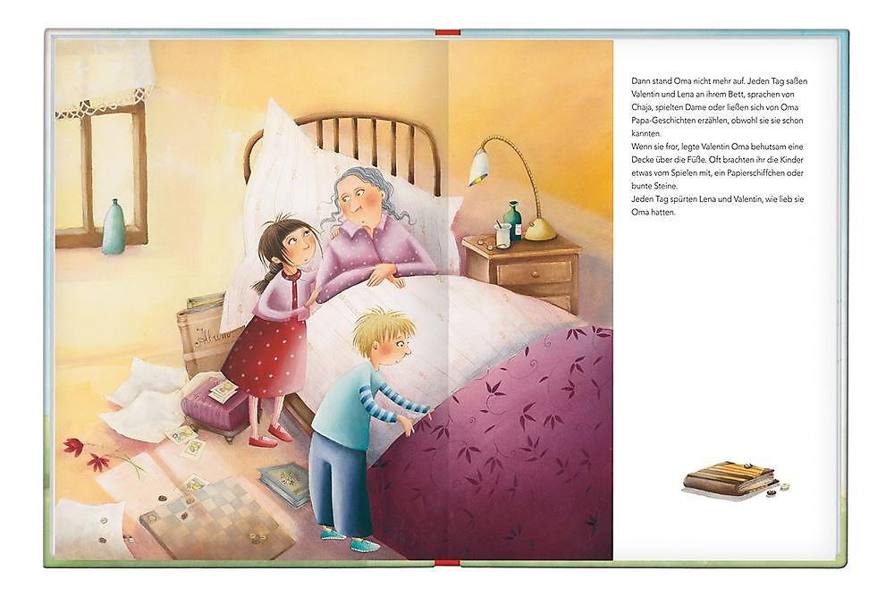 Ein Himmel für Oma Buch von Antonie Schneider portofrei bestellen