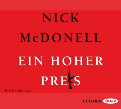 Ein hoher Preis, 5 Audio-CDs, Nick Mcdonell
