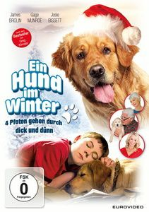Ein Hund im Winter, James Brolin, Gage Munroe