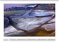 Ein intensives Farbenspiel am Wasser (Wandkalender 2019 DIN A2 quer) - Produktdetailbild 1
