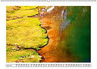 Ein intensives Farbenspiel am Wasser (Wandkalender 2019 DIN A2 quer) - Produktdetailbild 4