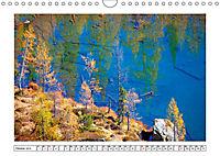 Ein intensives Farbenspiel am Wasser (Wandkalender 2019 DIN A4 quer) - Produktdetailbild 10