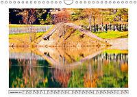 Ein intensives Farbenspiel am Wasser (Wandkalender 2019 DIN A4 quer) - Produktdetailbild 9