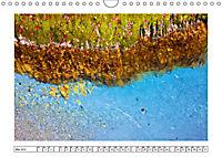 Ein intensives Farbenspiel am Wasser (Wandkalender 2019 DIN A4 quer) - Produktdetailbild 5
