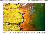 Ein intensives Farbenspiel am Wasser (Wandkalender 2019 DIN A3 quer) - Produktdetailbild 4