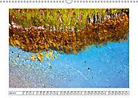 Ein intensives Farbenspiel am Wasser (Wandkalender 2019 DIN A3 quer) - Produktdetailbild 5