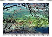 Ein intensives Farbenspiel am Wasser (Wandkalender 2019 DIN A3 quer) - Produktdetailbild 3