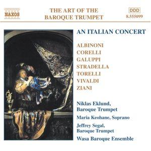 Ein italienisches Konzert, Niklas Eklund, Wasa Baroque Ens