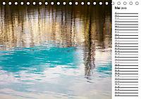 Ein Jahr Entspannen in der Natur (Tischkalender 2019 DIN A5 quer) - Produktdetailbild 5