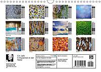 Ein Jahr Entspannen in der Natur (Wandkalender 2019 DIN A4 quer) - Produktdetailbild 13