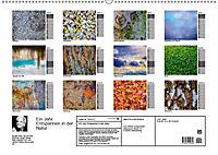 Ein Jahr Entspannen in der Natur (Wandkalender 2019 DIN A2 quer) - Produktdetailbild 13