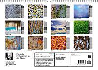 Ein Jahr Entspannen in der Natur (Wandkalender 2019 DIN A3 quer) - Produktdetailbild 13